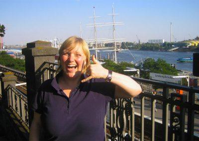 Telefon Lachen mit Maren Seemann